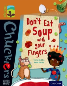Image for Don't eat soup with your fingers