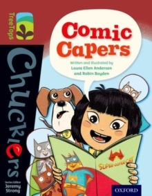 Image for Comic capers