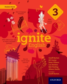 Image for Ignite English: Student book 3