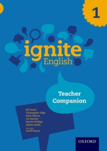 Image for Ignite EnglishTeacher companion 1