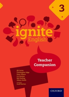 Image for Ignite English: Teacher companion 3