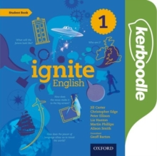 Image for Ignite English: Ignite English Kerboodle Student Book 1