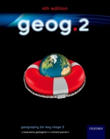 Image for Geog.2  : geography for Key Stage 3
