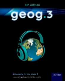 Image for Geog.3  : geography for Key Stage 3