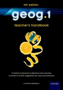 Image for geog.1: Teacher's handbook