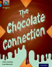 The chocolate connection - Powell, Jillian