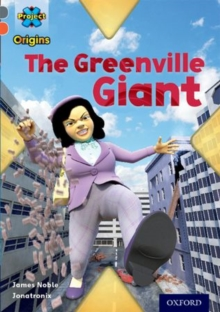 Image for The greenville giant