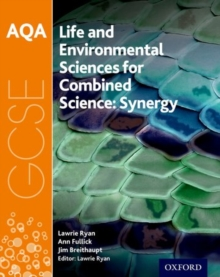 Image for AQA GCSE combined science (synergy): Life and environmental sciences student book