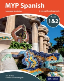 Image for MYP SpanishLanguage acquisition years 1-3