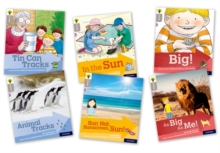 Image for Oxford Reading Tree Explore with Biff, Chip and Kipper: Oxford Level 1: Mixed Pack of 6