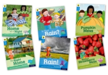 Oxford Reading Tree Explore with Biff, Chip and Kipper: Oxford Level 3: Mixed Pack of 6 - Hunt, Roderick