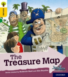 Image for Oxford Reading Tree Explore with Biff, Chip and Kipper: Oxford Level 5: The Treasure Map