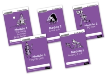 Image for Read Write Inc. Fresh Start: Modules 1-5 - Mixed Pack of 5