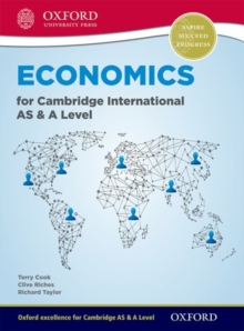 Economics for Cambridge international AS and A LevelStudent book