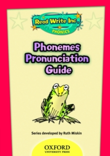 Image for Read Write Inc. Phonics: Phonemes Pronunciation Guide DVD