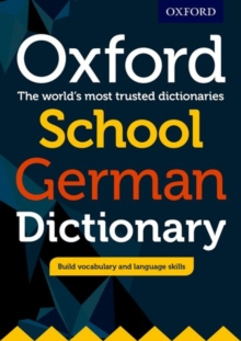 Image for Oxford school German dictionary  : the world's most trusted dictionaries