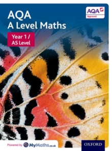 AQA A level mathsYear 1/AS level - Bowles, David