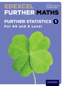 Image for Edexcel A level further mathsFurther statistics 1,: Student book