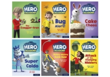 Image for Hero Academy: Oxford Level 7, Turquoise Book Band: Mixed pack