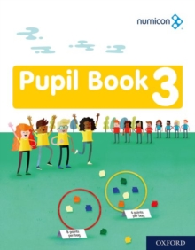 Numicon: Pupil Book 3: Pack of 15 - Atkinson, Ruth