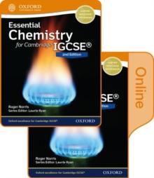 Image for Essential chemistryCambridge IGCSE: Student book