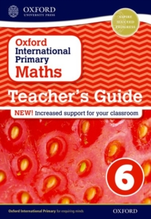 Image for Oxford International Primary MathsStage 6: Teacher's guide 6