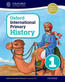 Image for Oxford International primary historyStudent book 1
