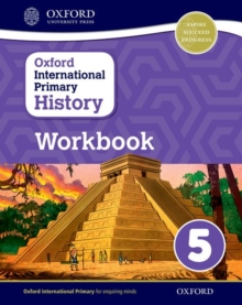Image for Oxford international primary history: Workbook 5