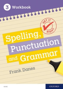 Image for Spelling, punctuation and grammar3,: Workbook