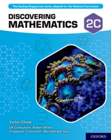 Image for Discovering mathematicsStudent book 2C