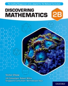 Image for Discovering mathematicsStudent book 2B