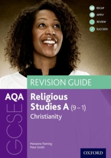 Image for AQA GCSE religious studies A  : Christianity,: Revision guide