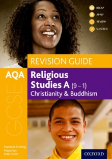 Christianity & Buddhism: Revision guide - Fleming, Marianne