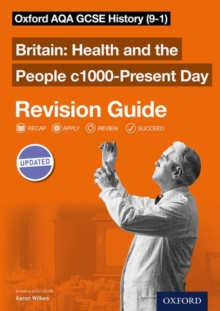 Image for Health and the people c1000-present day: Revision guide