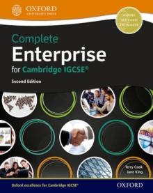 Image for Complete enterprise for Cambridge IGCSE