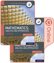 Image for Mathematics  : analysis and approachesStandard level