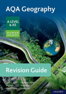 Image for AQA geography for A level & AS human geography: Revision guide