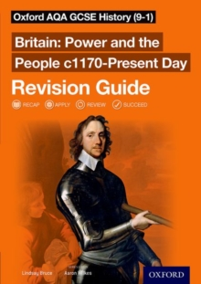 Image for Britain: Power and the people, C1170-present day