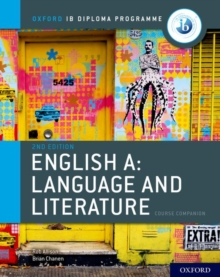 Image for English A: Language and literature course book