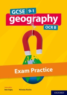 Image for GCSE geography OCR B: Exam practice