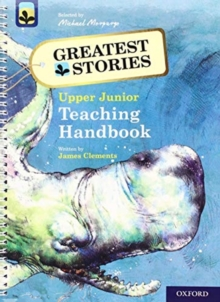 Image for Oxford reading tree - treetops greatest storiesUpper Junior, levels 14 to 20: Teaching handbook