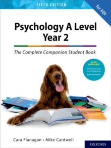 Image for Psychology A levelYear 2,: The complete companion student book