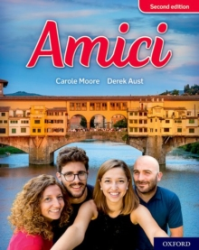 Image for Amici14-16,: Student book
