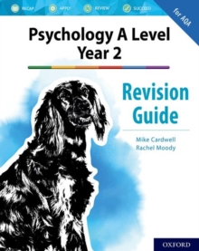 Image for Revision guide for AQA A level year 2 psychology