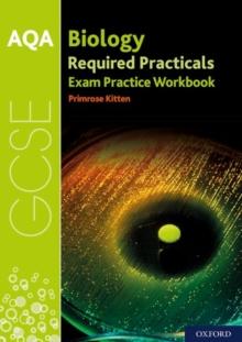 Image for AQA GCSE biology required practicals exam practice workbook