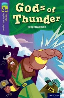 Image for Gods of thunder