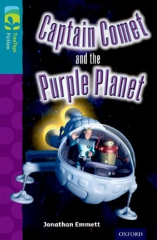 Image for Captain Comet and the purple planet