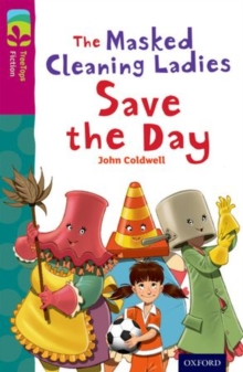 Image for The masked cleaning ladies save the day