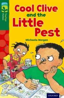 Image for Cool Clive and the little pest