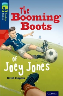Image for The booming boots of Joey Jones